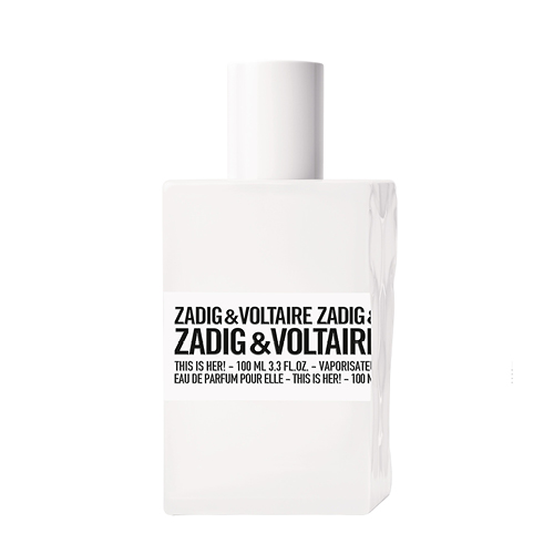This is Her Zadig & Voltaire Eau de Parfum 50 ml