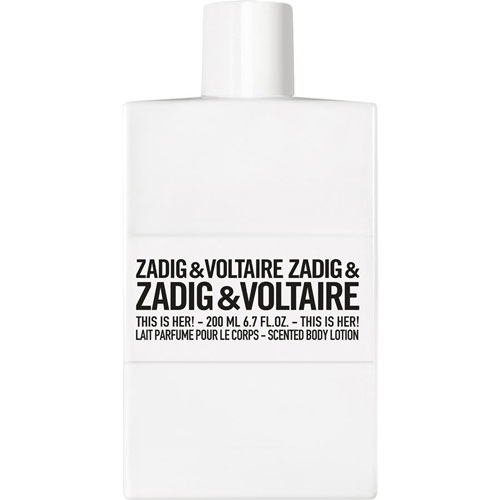 This is Her Zadig & Voltaire Body Lotion 200 ml