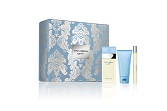 Light Blue Dolce&Gabbana Light Blue 2019 X'Mas Set - EDT 50ml + Body Cream 50ml + Travel Spray 10ml 50 ml