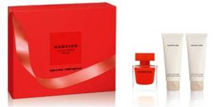 Narciso Rouge X039Mas Set  EDP 50ml  Body Lotion 75ml  Shower Gel 75ml Narciso