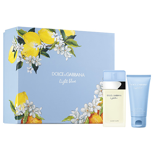 Light Blue Dolce&Gabbana Coffret 50 ml