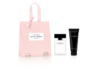 Narciso Narciso Rodriguez For Her Pure Musc Valentine?s Shopping Bag - EDP 30ml + Body Lotion 75ml 30 ml