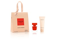 Narciso Narciso Rodriguez Narciso Rouge Valentine?s Shopping Bag - EDP 30ml + Body Lotion 75ml 30 ml