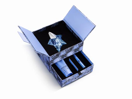 Angel Edp Luxury Set Angel Flat S 50 Thierry Mugler
