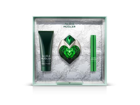 Aura Edp Basic Set  Aura 30 ml R  Lait Thierry Mugler