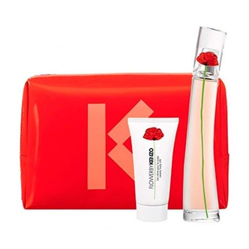 FBK Pack  EDP100ml  Body Lotion 150ml Flower by Kenzo