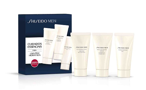SHISEIDO MEN STARTER KIT Shiseido Men