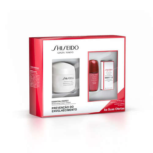 Moisturizing Cream Essential Energy Shiseido