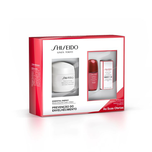 Essential Energy Shiseido Moisturizing Gel Cream 50 ml