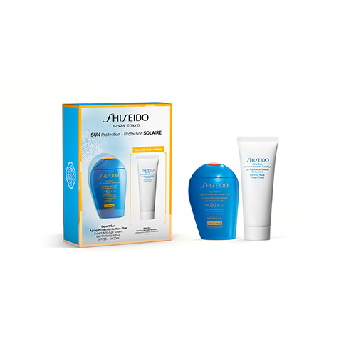 Suncare Shiseido Expert Sun Aging Protection Lotion Plus