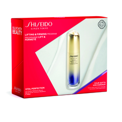 VITAL PERFECTION Shiseido Uplifting and Firming Serum Set 40 ml