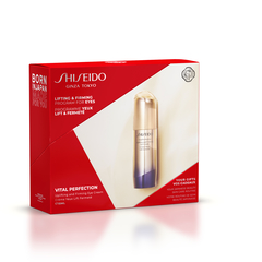 VITAL PERFECTION Shiseido Uplifting And Firming Eye Care Set