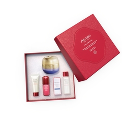 VITAL PERFECTION Shiseido Uplifting and Firming Cream Enriched Holiday Kit