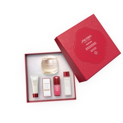 Benefiance Shiseido Wrinkle Smoothing Cream Holiday Kit