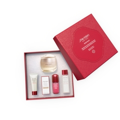 Benefiance Shiseido Wrinkle Smoothing Cream Enriched Holiday Kit