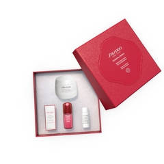 Essential Energy Shiseido Moisturizing Cream Holiday Kit