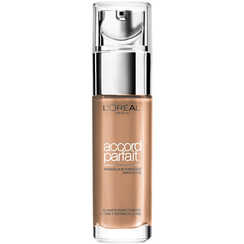 Accord Parfait L'Oréal Paris Base Líquida 8d/w-Cappuccin