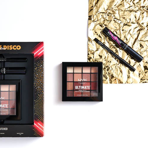 Love Lust Disco NYX Professional Makeup Coffret