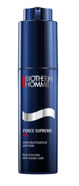 Reactivating Anti Aging Care Force Supreme Biotherm Homme