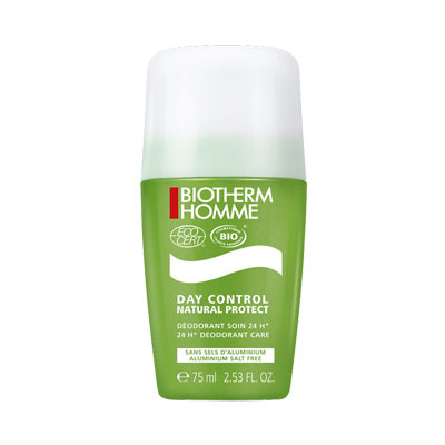 Day Control Natural Protect Biotherm Homme Desodorizante Roll-On 75 ml