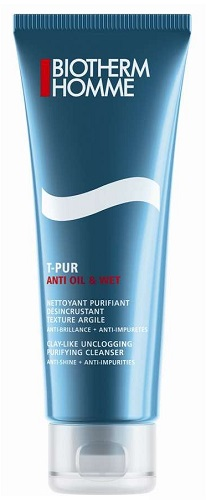 Gel Limpeza T Pur Biotherm Homme