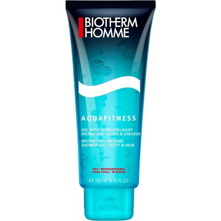 Aquafitness Homme Biotherm Homme Gel Duche 200 ml