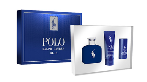 Coffret Polo Blue