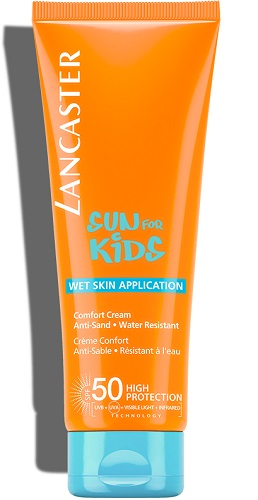 Sun Kids Lancaster Water & Sand Resist Cream Spf50 Water & Sand Resist Cream Spf50