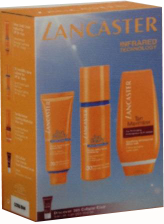 Set Trio Sunbox Sun Beauty Care