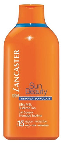 Sun Beauty Lancaster Silky Milk SPF15 (corpo) 175 ml