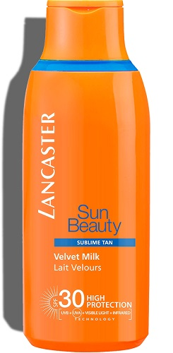 Sun Beauty Lancaster Velvet Milk SPF30 (corpo) 175 ml