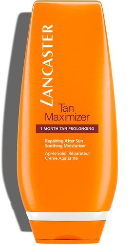 Tan Maximizer Lancaster Soothing Moisturizer 125 ml