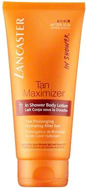 Tan Maximizer Shower  Body Lotion After Sun  Tan Maximizer