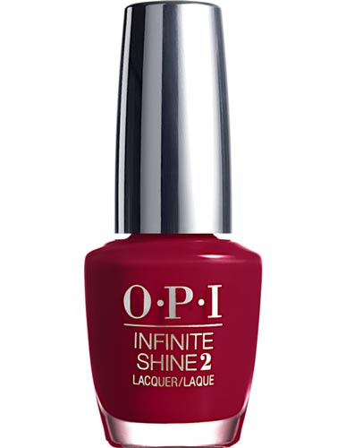 She Went On and On and On OPI