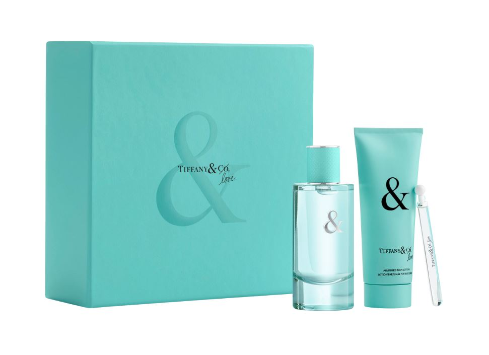 Tiffany & Love Tiffany Coffret