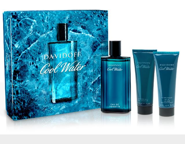 coffret Cool Water Man