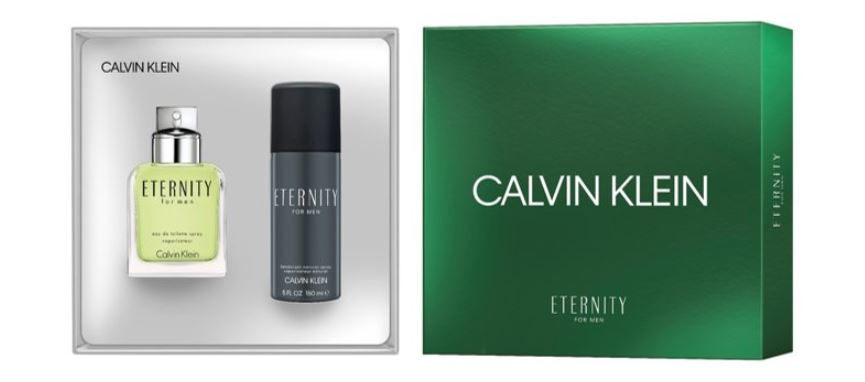 coffret Eternity For Men Calvin Klein