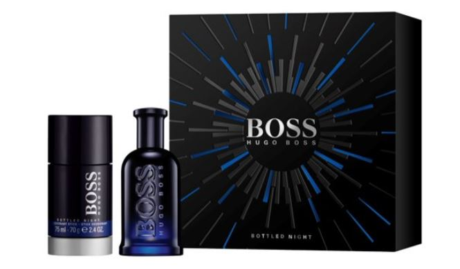 Coffret Boss Bottled Night Hugo Boss