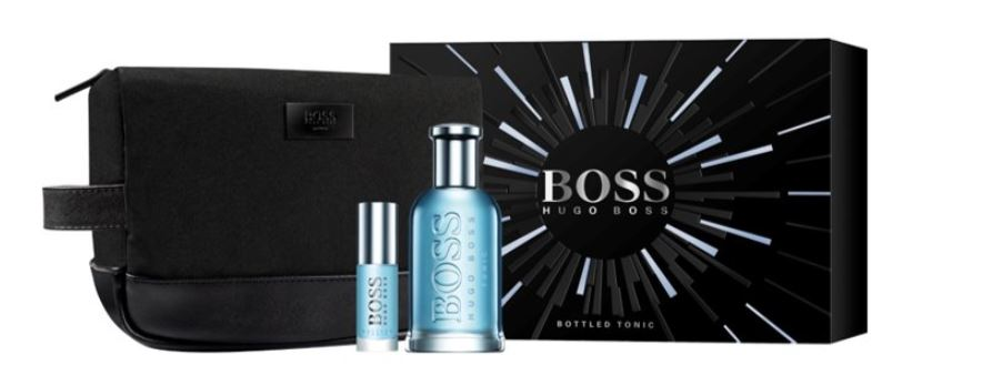 99d5b3fe8 Coffret Bottled Tonic Hugo Boss