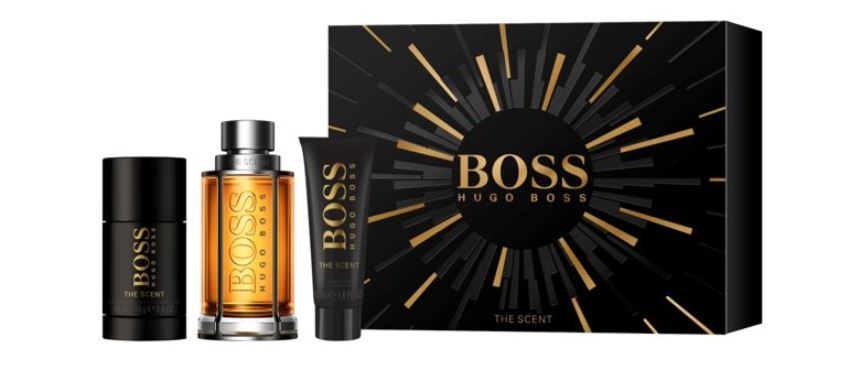 Coffret Boss The Scent For Him Hugo Boss