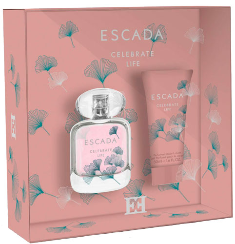 Celebrate Life Escada Coffret