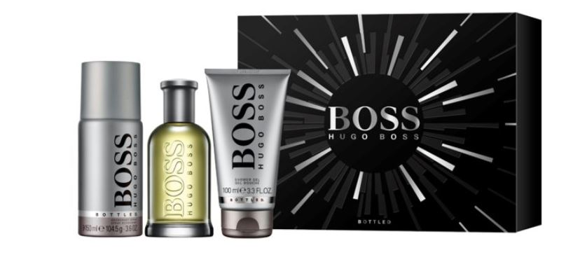 Coffret Boss Bottled Hugo Boss