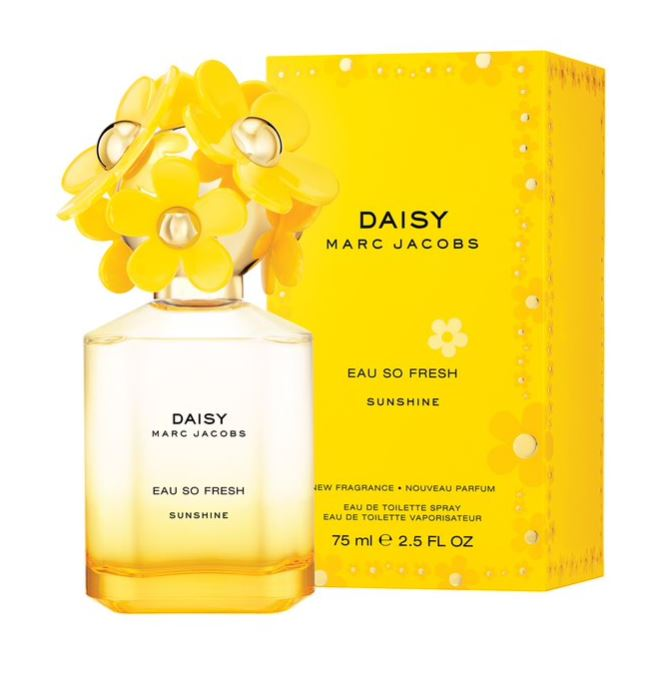Daisy Fresh Marc Jacobs Eau de Toilette 75 ml