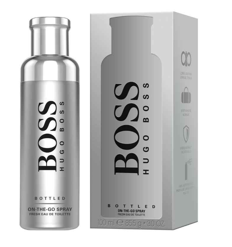 Eau de Toilette Boss Bottled