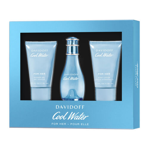 Cool Water Woman Davidoff Coffret 30 ml
