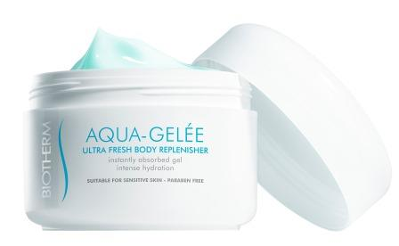 Biotherm Aqua Gelee Ultra Fresh Body Replenisher