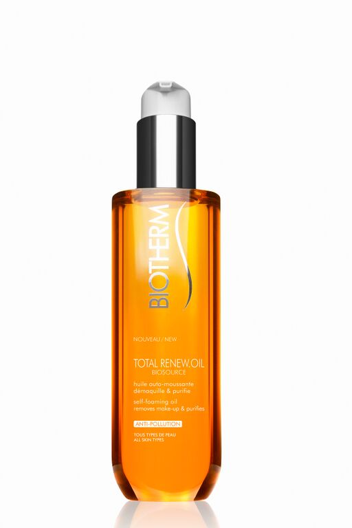 Biotherm Biosource Self-Foaming Oil