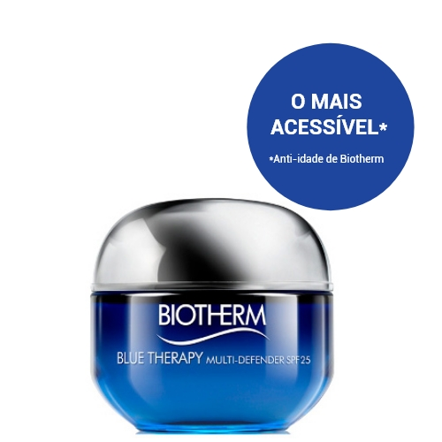 Blue Therapy Biotherm Multi-Defender FPS 25 - PS 50 ml