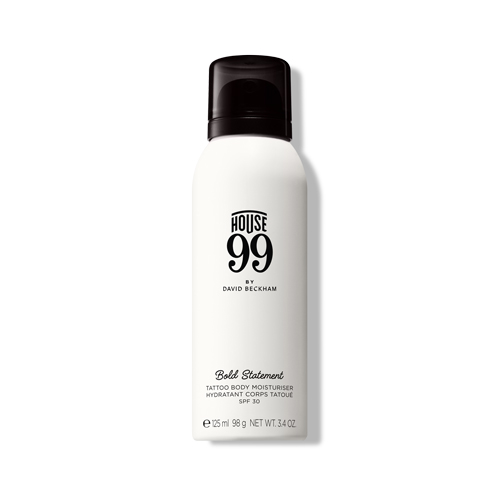 H99 House 99 Spray Hidratante Bold Statement para Tatuagens com SPF30 125 ml