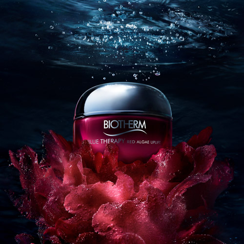 Blue Therapy Biotherm Red Algae Uplift Creme